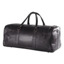 Clava Barrel Duffel Bag - Large in Black - Closeouts