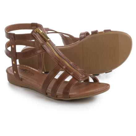 Cliffs by White Mountain Gailyn Sandals (For Women) in Luggage - Closeouts