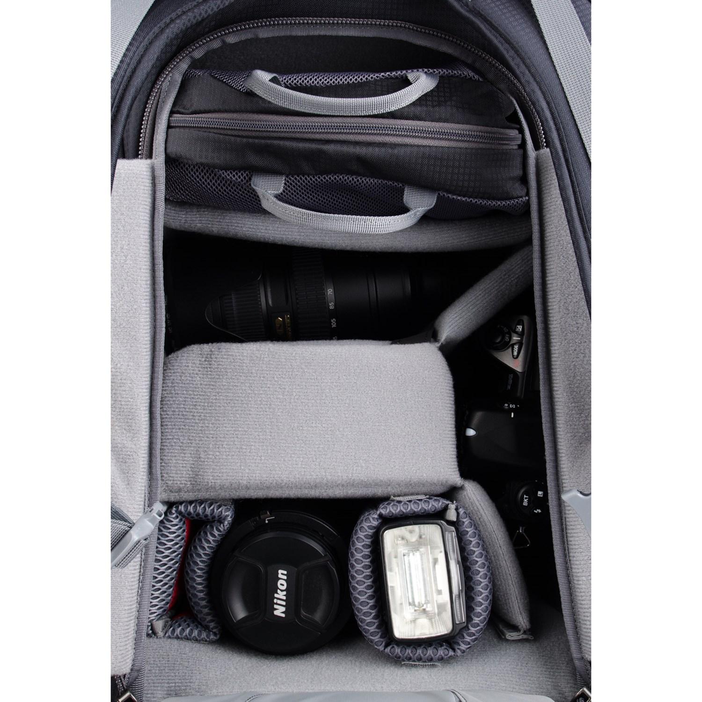 clik elite contrejour 2 0 40l camera backpack internal. Black Bedroom Furniture Sets. Home Design Ideas