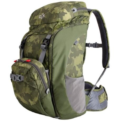 Clik Elite Pro Escape 2.0 28L Camera Backpack in Camo