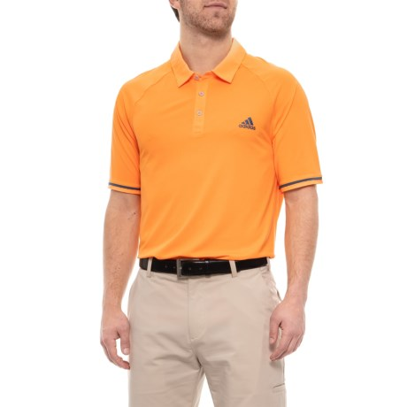 Image of ClimaCool(R) Athletic Raglan Polo Shirt - Short Sleeve (For Men)