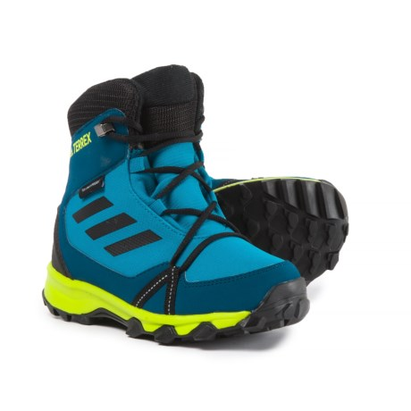 Image of ClimaProof(R) Terrex ClimaWarm(R) Snow Boots - Waterproof, Insulated (For Big and Little Kids)