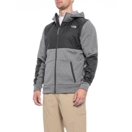 Image of Climb On Full Zip Hoodie (For Men)
