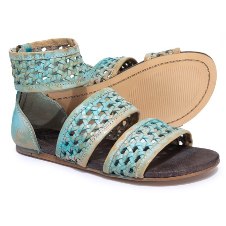 Image of Clio Sandals - Leather (For Women)