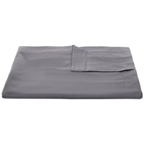Image of Cloud Organic Cotton Sateen Duvet Cover - Full-Queen, 300 TC