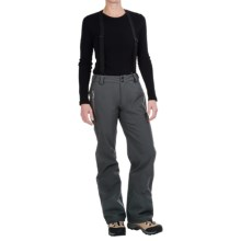 Cloudveil Cody Peak Polartec® Neoshell® Pants - Waterproof (For Women) in Gunmetal - Closeouts