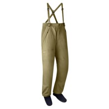 Cloudveil Crystal Creek Breathable Wading Pants - Waterproof Gore-Tex®, Stockingfoot (For Men) in Covert Green - Closeouts