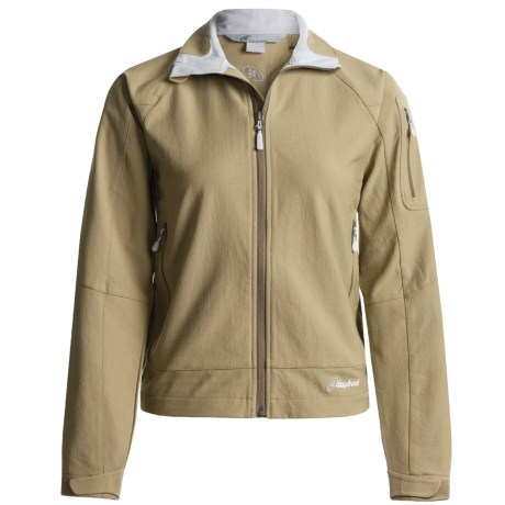 Cloudveil Inertia Peak Jacket - Soft Shell (For Women)