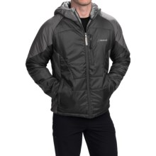 Cloudveil Mountain Series Enclosure Jacket - Insulated (For Men) in Black - Closeouts