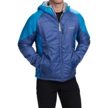 Cloudveil Mountain Series Enclosure Jacket - Insulated (For Men) in Indigo - Closeouts