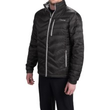 Cloudveil Mountain Series Endless Down Jacket (For Men) in Black - Closeouts