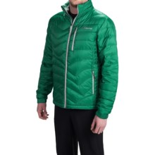 Cloudveil Mountain Series Endless Down Jacket (For Men) in Rain Forrest - Closeouts