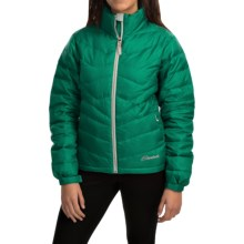 Cloudveil Mountain Series Endless Down Jacket (For Women) in Rainforest - Closeouts