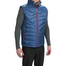 Cloudveil Mountain Series Endless Down Vest (For Men) in Indigo - Closeouts
