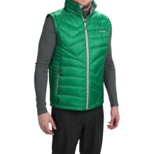 Cloudveil Mountain Series Endless Down Vest (For Men) in Rain Forrest - Closeouts