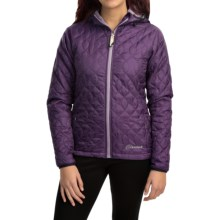 Cloudveil Pro Series Emissive Jacket (For Women) in Royal Grape - Closeouts