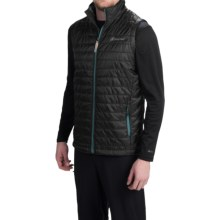 Cloudveil Pro Series Emissive Vest - Insulated (For Men) in Black - Closeouts