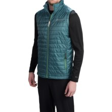 Cloudveil Pro Series Emissive Vest - Insulated (For Men) in Deep Sea - Closeouts