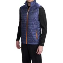 Cloudveil Pro Series Emissive Vest - Insulated (For Men) in Indigo - Closeouts