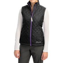 Cloudveil Pro Series Lightweight Emissive Vest - Insulated (For Women) in Black - Closeouts