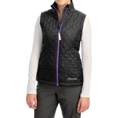 Cloudveil Pro Series Lightweight Emissive Vest Insulated (For Women)