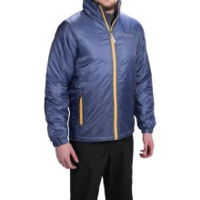 Cloudveil Pro Series Midweight Emissive Jacket - Insulated (For Men) in Indigo - Closeouts