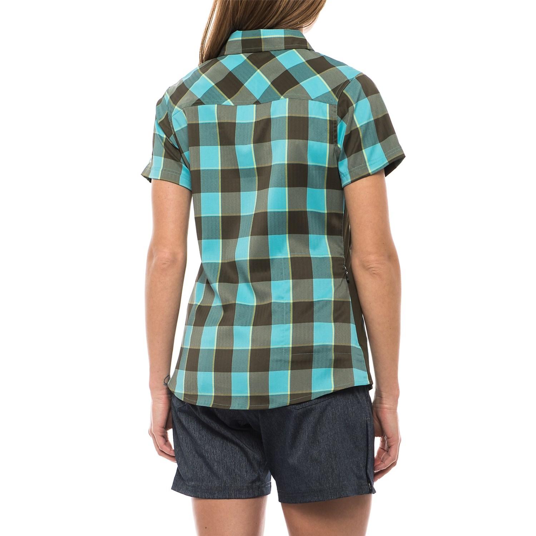 6606Y 6 Club Ride Bandara Cycling Shirt - Short Sleeve (For Women) 5bc61f0a1