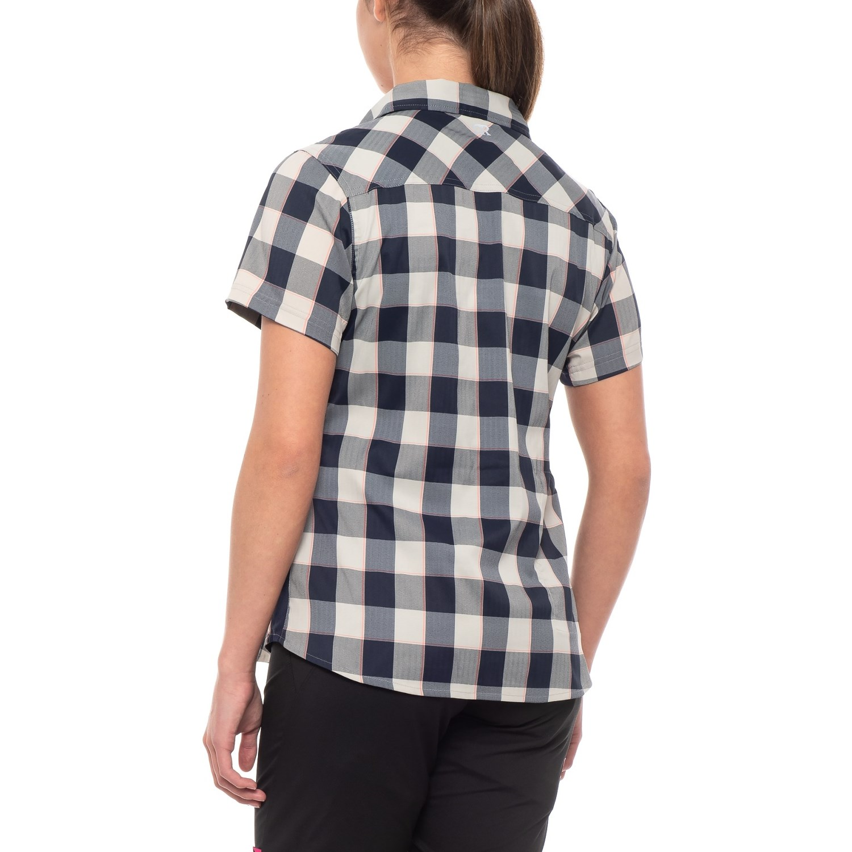 6606Y 7 Club Ride Bandara Cycling Shirt - Short Sleeve (For Women) 4a180a1bb