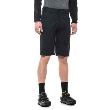 Club Ride Boardwalk Bike Shorts (For Men) in Raven - Closeouts