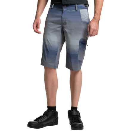 Club Ride Cargo Away Cycling Shorts (For Men) in Cobalt Surf - Closeouts