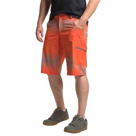 Club Ride Cargo Away Cycling Shorts (For Men) in Puffin Surf - Closeouts