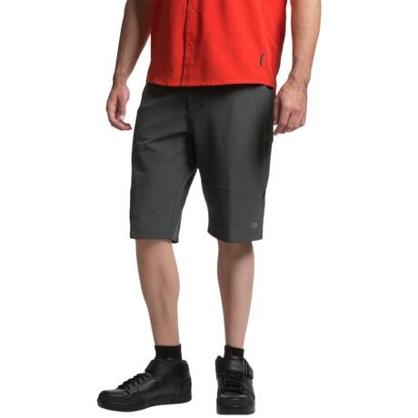 Club Ride Crush Cycling Shorts (For Men) in Dark Shadow