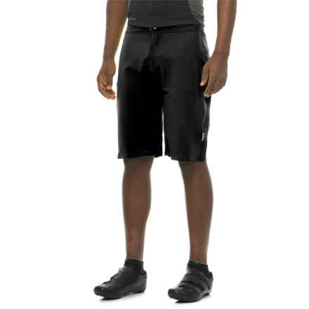 Club Ride Crush Cycling Shorts (For Men) in Raven - Closeouts