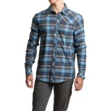 Club Ride Daniel Flannel Cycling Jersey - UPF 40, Long Sleeve (For Men)