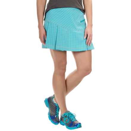 Club Ride DSG Bike Skirt (For Women) in Blue Groove - Closeouts