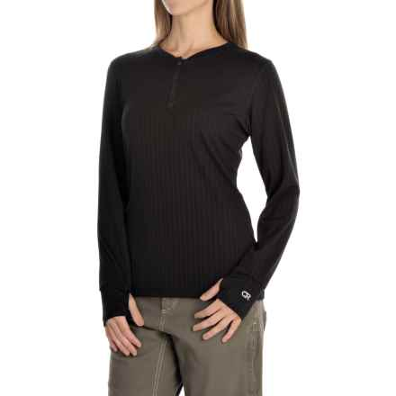 Club Ride Henlyette Cycling Jersey - UPF 20+, Long Sleeve (For Women) in Raven - Closeouts