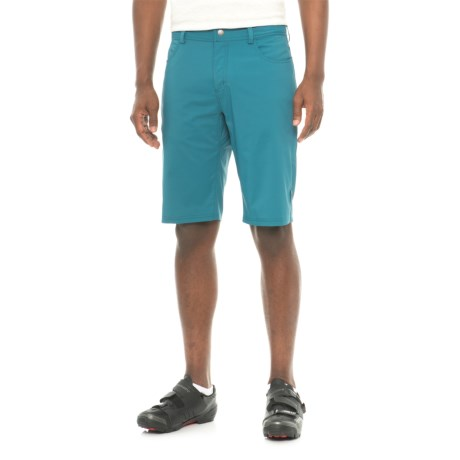 Club Ride Mountain Surf Bike Shorts - UPF 30+ (For Men) in Dragonfly