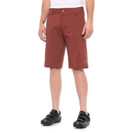 Club Ride Mountain Surf Bike Shorts - UPF 30+ (For Men) in Rust - Closeouts