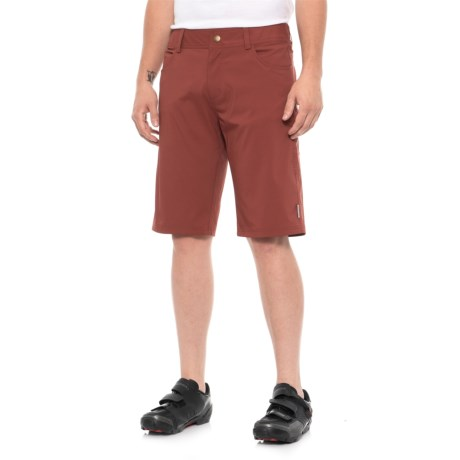 Club Ride Mountain Surf Bike Shorts - UPF 30+ (For Men) in Rust