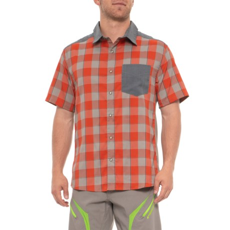 bab8aa2f83a Club Ride New West Cycling Shirt - UPF 30+, Snap Front, Short Sleeve