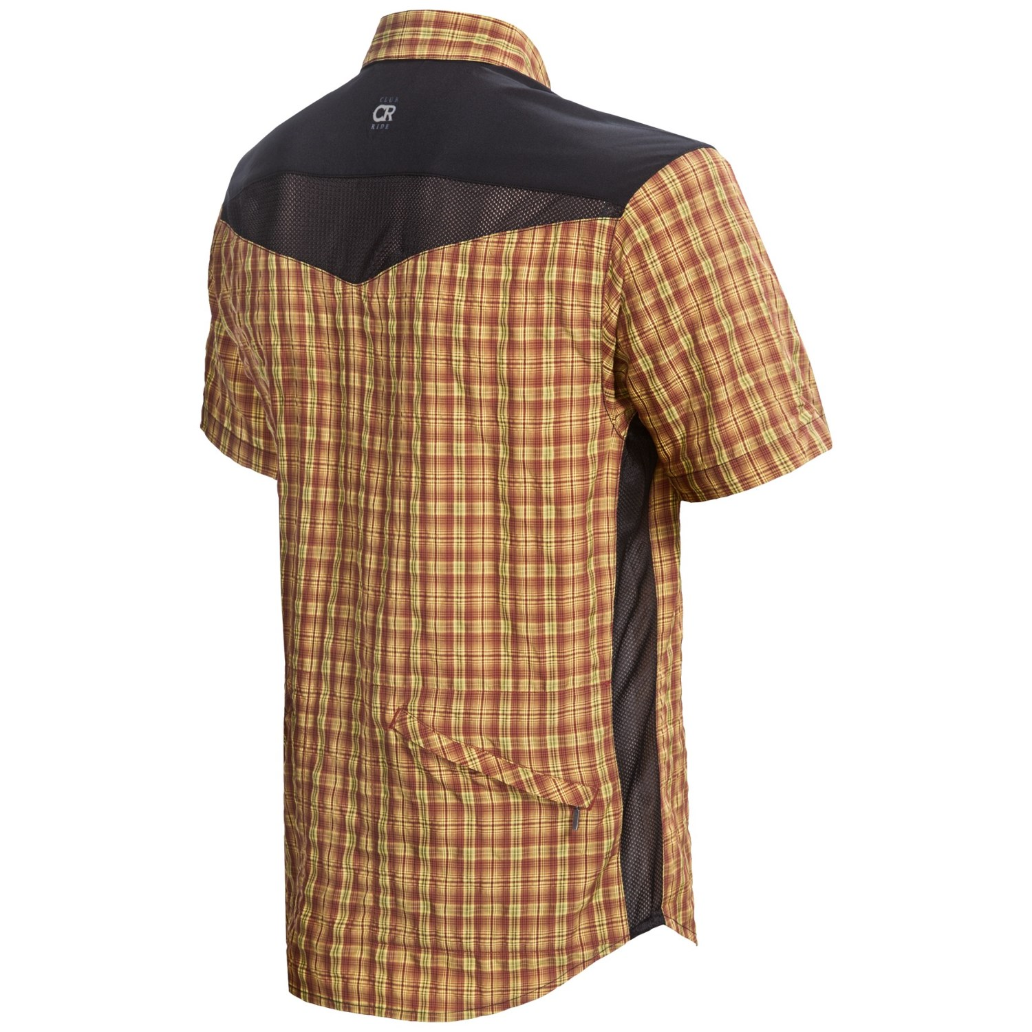 84edadddb Club Ride New West Cycling Shirt (For Men) - Save 49%