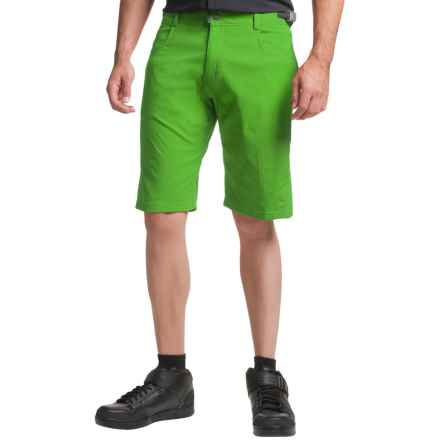 Club Ride Pipeline Bike Shorts - UPF 30+ (For Men) in Kermit - Closeouts