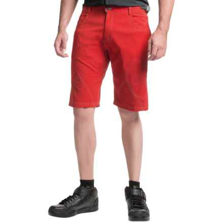 Club Ride Pipeline Bike Shorts - UPF 30+ (For Men) in Molten - Closeouts