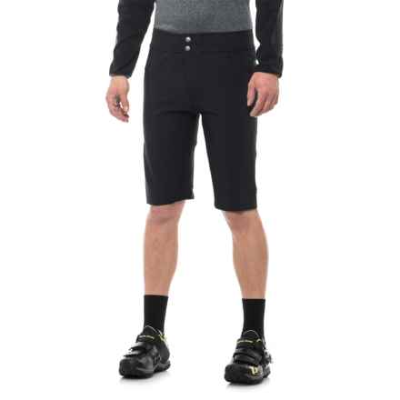 Club Ride Synergy Bike Shorts (For Men) in Heather Black - Closeouts
