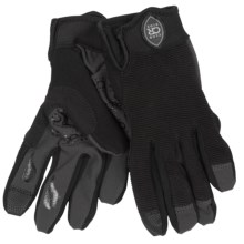 Club Ride Whirl Bike Glove - Full Finger (For Women) in Raven - Closeouts