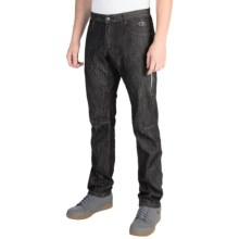 Club Ride Woody Jean Cycling Pants (For Men) in Raven Denim - Closeouts