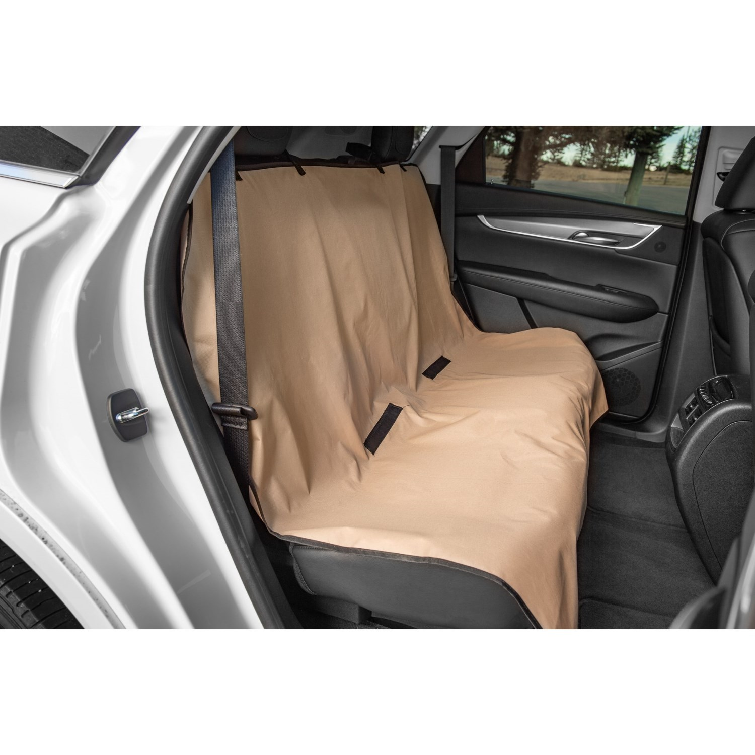 Car Bench Seat Covers >> Co Pilot Waterproof Car Bench Seat Cover 56x47 Save 28