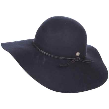 ba79d159935 Coal The Harper Hat - Wool (For Women) in Navy - Closeouts