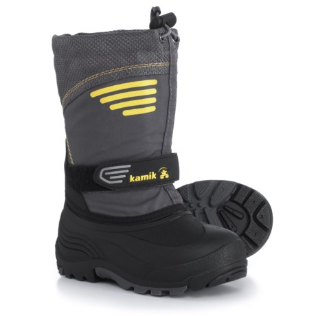 Image of Coaster3 Pac Boots -Waterproof, Insulated (For Boys)