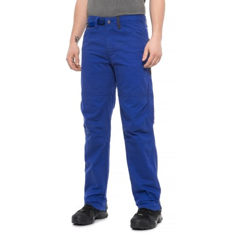 Image of Cobalt Continuum Pants - Organic Cotton (For Men)